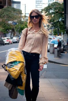 NZ STREET STYLE, FASHION BLOG, WALLACE CHAPMAN - simple   & chic!