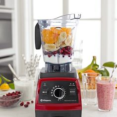 I will blend things in this. Like baby food. Vitamix Professional Series 750 Blender #williamssonoma