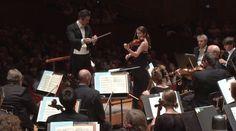 Alban Berg: Violin Concerto – Alina Pogostkina, Gothenburg Symphony Orchestra, David Afkham • http://facesofclassicalmusic.blogspot.gr/2015/11/alban-berg-violin-concerto-alina.html
