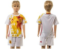 http://www.yjersey.com/away-euro-2016-youth-jersey-spain.html AWAY EURO 2016 YOUTH JERSEY SPAIN Only $35.00 , Free Shipping!
