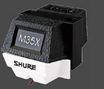 Shure M35X DJ Phono Cartridge. 800-229-0644 Shure M35X DJ Cartridge.