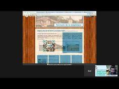"""Mesa Redonda Virtual 4. Mobile Learning y Realidad Aumentada en Educación - YouTube_Muy interesante para idiomas """"Waves"""" y para mi Audioguía el proyecto de la ciudad de Santander. Apps, apps..."""