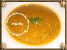 Cocina con Nora (cocina marroquí): Sopa de verduras estilo Harira