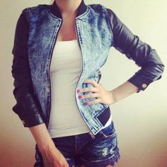 Love that jacket!! am going to buy this later :)