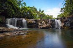 Waterfalls, Sri Lanka #SriLanka #Waterfalls