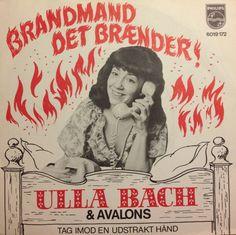 Brandmand det brænder - Ulla Bach