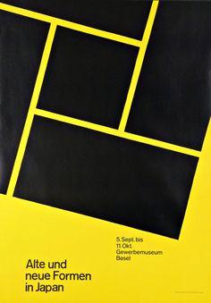 Armin Hofmann- Typographie Objective