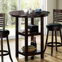 Found It At Wayfair Braden Counter Height Dining Table Vista - Counter height table for two