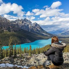 """""""Canada had been on my bucket list for about 10 years ever since I first saw a picture of Lake Louise. I decided that for my 40th birthday I would make it happen but 10 years was too far away to wait to see this amazing country and I thought to myself what am I waiting for just do it now Life is too short so I booked my flights for 18 months time and away I went. It was one of the best experiences of my life. Canada is such an amazingly beautiful country and I think my favourite moment was…"""