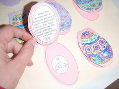 Resurrection Eggs Idea With Printables « Teaching Heart Blog Teaching Heart Blog