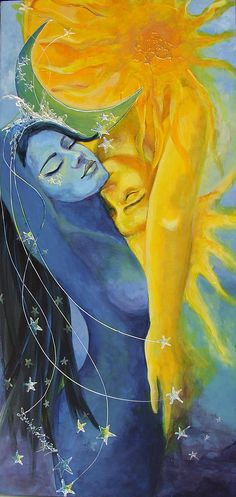 yellow & blue  .. X ღɱɧღ    ilusion-from-impossible-love-series-dorina-costras