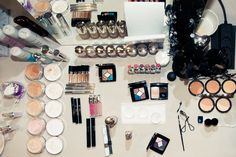 Beauty How To: Dior Fall 2015 http://www.thecoveteur.com/dior-fall-2015-beauty-how-to/