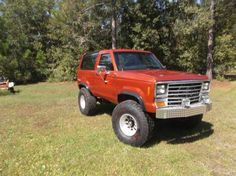 1985 Bronco II : New build ,everything new or rebuilt. 302 engine , cam and ported ,Edelbrock intake and carb, stainless headers. All F 150  running gear dana 44 front diff with 456 gears , C 6 trans