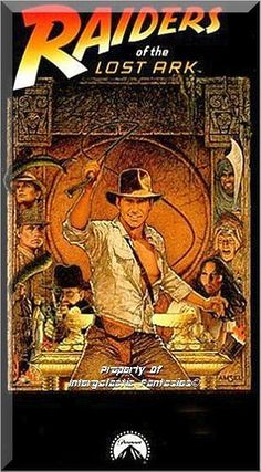 """When the Allies discover the Nazis are planning to use the Lost Ark of the Covenant as a weapon, the U.S. government enlists archaeologist-adventurer Indiana Jones to locate the biblical treasure chest where the remains of the broken tablets of the Ten Commandments were placed. En route, Jones and his feisty ex-girlfriend, Marion, must escape the clutches of evil Nazis, duplicitous """"natives,"""" and a nest of venomous snakes, not to mention the wrath of God. Only $4.99 with Free Shipping!"""