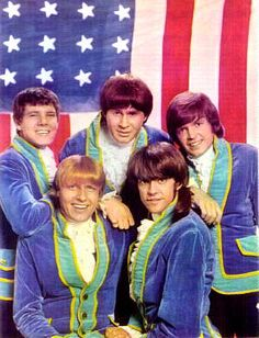 Paul Revere and the Raiders with Mark Lindsay. My first concert, April 11, 1966.