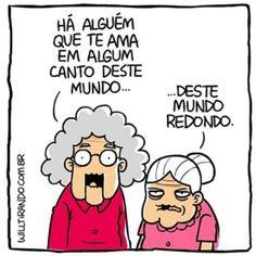 Ironia + fofura é essa vó sincera aí!!! Hahahaha! Boa noite, com bom humor! #tirinhas #tirinhasgram #humor #hahaha #sinceridade #ironia #quadrinhos #boanoite