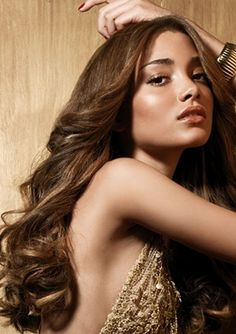 Brown Hair colors,Hair colors,Brown Hair Coloring tips: Hair Highlights for Light Brown Hair 2011 Hair Color For Black Hair, Brown Hair Colors, Hair Colour, Light Brown Hair, Dark Hair, Hair And Beauty, Hair Color Pictures, Corte Y Color, Honey Hair
