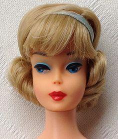 Vintage Barbie Japanese Side Part American Girl RARE And | eBay