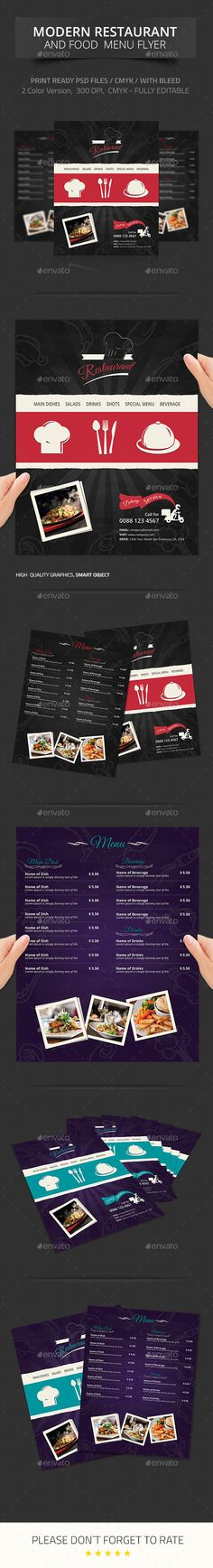 Christmas Burger Flyer Graphics, Edit text and Fonts - restaurant flyer