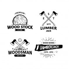 Set of vintage carpentry badges Premium Vector Free Vector Illustration, City Illustration, Retro Background, Background Patterns, Custom Woodworking, Teds Woodworking, Memphis Pattern, How To Age Paper, Memphis Design