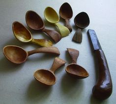 Hungarian Spoons