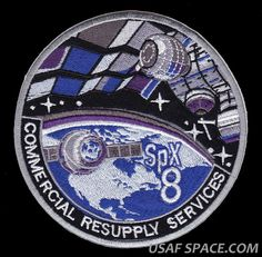 APOLLO 1-11 USA ORIGINAL AB Emblem MINT 17 Mission PATCH NASA COLLAGE