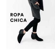 ROPACHICA est une ligne de vêtement pour filles représentant la simplicité, l'honnêteté et l'authenticité.Vêtements pensés pour les filles, sous entendant « fille » comme une attitude plutôt qu'un âge.   #urbitparis #paris #style #fashion #mode #forher #girl #justforgirls #shopping #sweater #automne #autumn #parisianstyle #parisianlife #lifestyle Fashion Mode, Comme, Attitude, Black Jeans, Paris, Lifestyle, Boots, Shopping, Girl Clothing