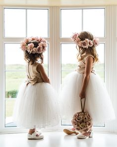 Image from Jeff Langhorne Photography Possibly the most gorgeous bridesmaids ever - so adorable! Beautiful photo Jeff Langhorne Photography