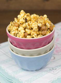 Palomitas de mantequilla de cacahuete, muchas noticias... y sorteo!!