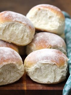 The Waterford Blaa   A large, soft, and fluffy roll that is exclusive to Waterford City, Ireland. It is also distinguished by it's floury crust.