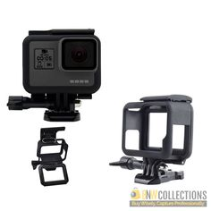 Buy Border Frame for Gopro Hero5 At Rs.1,350 Features >> Sleek lightweight frame design for low profile, compact mounting Cash on Delivery In All Over Pakistan, Hassle FREE To Returns Contact # (+92) 03-111-111-269 (BnW) #BnWCollections #Border #Frame #Gopro #Hero5