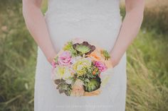 Bouquet #wedding #succulente