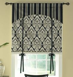 WINDOW TREATMENTS by WAVERLY Butterick Patterns by BRICABRACGARDEN