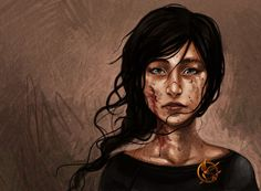 Has a very Les Mis feel to it.  The Girl Who Was On Fire: The Most Amazing Hunger Games Fan Art