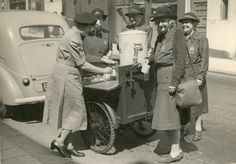Women's Voluntary Services - in pictures