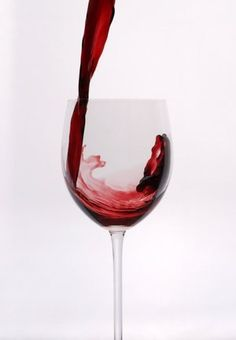 A glass of good pinot