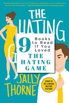 We've noticed people looking for books similar to The Hating Game by Sally Thorne and we can see why. It's a new staple in the enemies to lovers sub-genre of rom com novels. Books To Read In Your 20s, Books To Read For Women, Book Club Suggestions, Book Recommendations, Beach Reading, Love Reading, Book Club Books, Good Books, The Hating Game