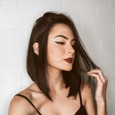 Best Bob Hairstyles & Haircuts for Women - Hairstyles Trends Thin Hair Layers, Bobs For Thin Hair, Short Straight Hair, Short Hair Cuts, Choppy Bob Hairstyles, Straight Hairstyles, Medium Hair Styles, Curly Hair Styles, Hair Type