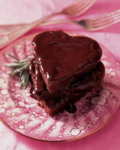 These sweet cakes marry the unusual yet delicious flavor combination of chocolate and rosemary.