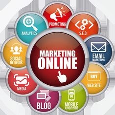 Effective online marketing has a number of focus areas. With that said, perhaps the two most important areas are content marketing and SEO. Online Marketing Services, Internet Marketing Company, Best Seo Services, Viral Marketing, Small Business Marketing, Marketing Digital, Email Marketing, Content Marketing, Marketing Program