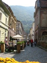 Brasov, Romania - such a beautiful city. Brasov Romania, Bucharest Romania, The Places Youll Go, Places To See, Wonderful Places, Beautiful Places, Travel Around The World, Around The Worlds, Adventure Is Out There