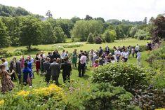 The Longhouse, vineyard wedding venue Bruton, Somerset Summer Wedding, Wedding Reception, Wedding Day, Vineyard Wedding Venues, Valley View, Formal Gardens, Tree Tops, Beautiful Family, Handmade Wedding