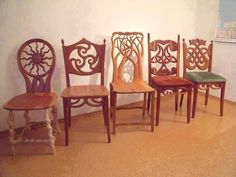 Awesome celtic chairs                                                                                                                                                                                 More