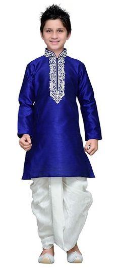 Kids Wear Boys Dhoti Kurta