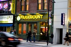 Paramount Fine Foods - 253 Yonge St.