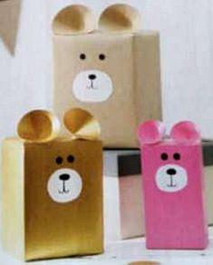 Een simpele beer surprise is heel snel te maken en ziet er gezellig uit.