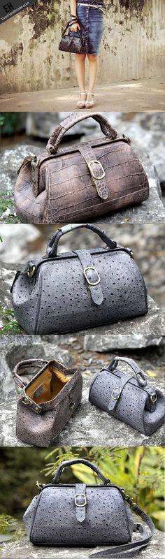 f2521a75b1 Handmade vintage shoulder bag small doctor bag handbag for women