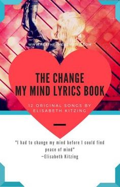 #wattpad #spiritual I am in the process of producing my first album. It's called Change My Mind and is about finding unconditional love. Here are the lyrics to each song along with a short description why I wrote each one.  Check out the process of the project on www.featherheadmedia.com