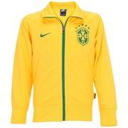 Jaqueta Nike Brasil CBF 613995 - Infantil