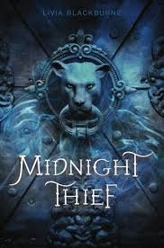 Review and content information for Midnight Thief by Livia Blackburne, a teen fantasy novel by Disney Hyperion.